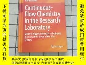 二手書博民逛書店Continuous-Flow罕見Chemistry in the Research ... 進口原版 Y26