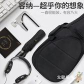 加厚個性電吉他包電貝斯bass貝司包防水吉它後背背包通用袋子