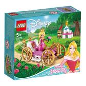 樂高 LEGO 43173 奧蘿拉公主的皇家馬車