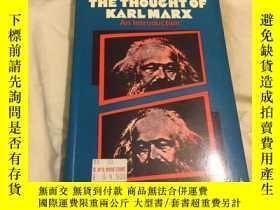 二手書博民逛書店Thought罕見of Karl Marx: an introd