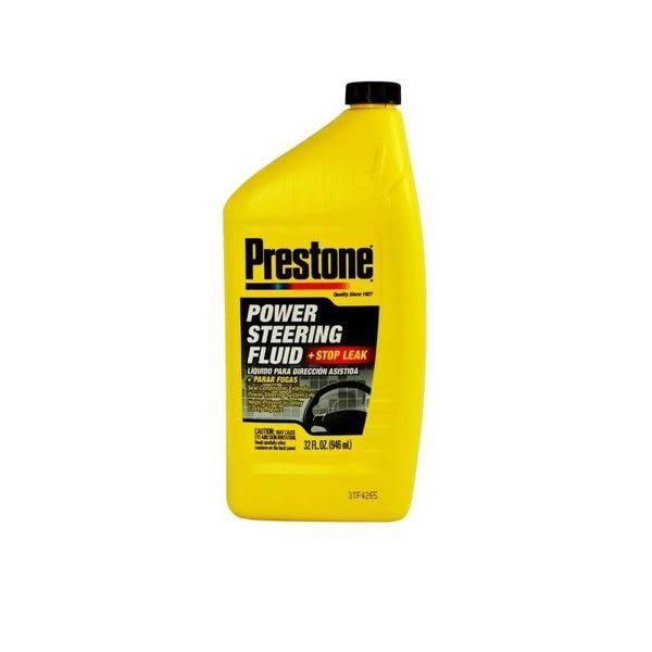 【PRESTONE】止漏型動力方向盤油 POWER STEERING FLUID 946ml