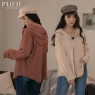 限量現貨◆PUFII-上衣 多穿法連帽抽...