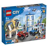 樂高積木 LEGO《 LT60246》City 城市系列 - Police Station╭★ JOYBUS玩具百貨