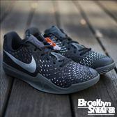 Nike Kobe Mamba Instinct EP  黑銀幾何 低筒  籃球鞋 男 (布魯克林) 884445-001