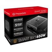 【綠蔭-免運】曜越 Smart BX1 650W 銅牌 電源供應器