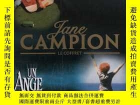 二手書博民逛書店《Jane罕見Campion電影選》3碟收藏版Y388516 Jane Campion Canal 出版20
