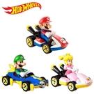 【正版授權】瑪莉歐賽車 風火輪小汽車 玩具車 超級瑪莉 瑪莉歐兄弟 Hot Wheels 714449 714456 714463