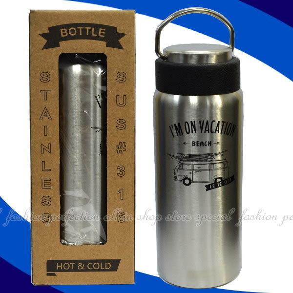 【DD411】LINOX天堂鳥陶瓷保溫瓶316不鏽鋼 陶瓷保溫瓶500ML冷熱兩用保溫杯 檸檬杯★EZGO商城★