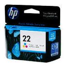 [奇奇文具]【HP 墨水匣】HP C9352AA/NO.22 原廠彩色墨水匣