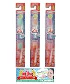 【KISS U 】日本負離子牙刷 - 刷頭補充包不挑色三卡一組共六入 (普通細毛)
