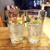 簡約玻璃杯創意ins網紅水杯帶勺蓋吸管加厚牛奶杯耐熱大容量杯子 巴黎衣櫃