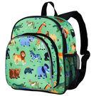 【LoveBBB】美國 Wildkin 幼兒背包/幼稚園/寶寶書包 40080 野生動物園(2~6歲) 符合CPSIA 標準 無毒