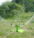 園藝灌溉噴頭自動旋轉