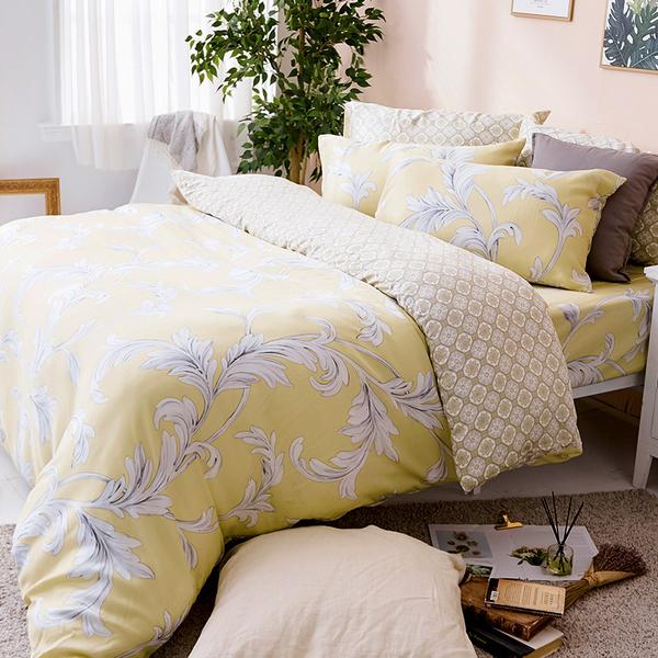 床包兩用被組 / 雙人【覓見微熙】含兩件枕套  60支天絲  戀家小舖台灣製AAU215