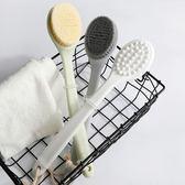 浴刷搓澡神器長柄軟毛洗澡刷雙面硅膠防滑搓背刷成人後背搓澡刷沐浴刷       伊芙莎