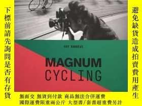 二手書博民逛書店Magnum罕見Cycling (英語)大開本精裝Y331463