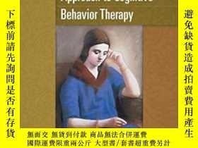 二手書博民逛書店The罕見Case Formulation Approach To Cognitive-behavior Ther