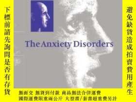 二手書博民逛書店The罕見Anxiety Disorders (concepts