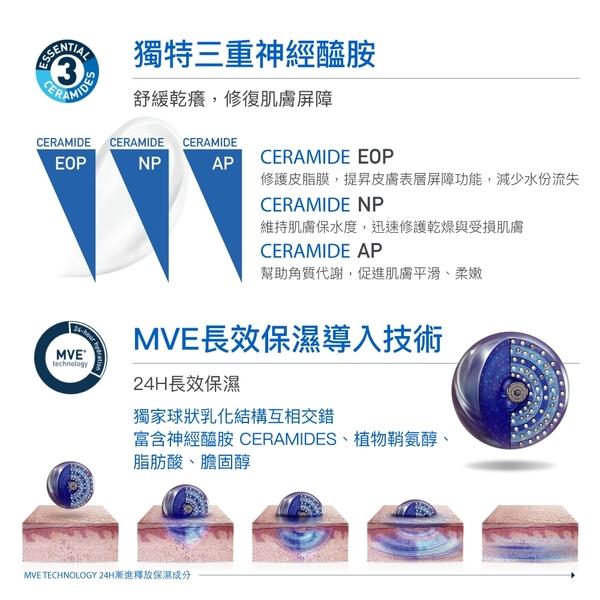 CeraVe適樂膚 溫和泡沫潔膚露236ml 泡沫質地