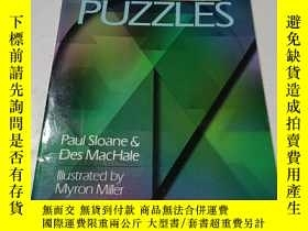 二手書博民逛書店Intriguing罕見Lateral Thinking PuzzlesY9212
