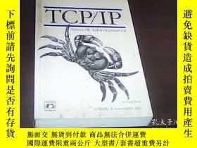 二手書博民逛書店TCP IP罕見Network Administration (