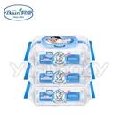 貝恩 EDI 超純水保濕柔濕巾超厚80抽3包入 /濕紙巾(有上蓋)