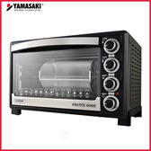 (結帳價$3490)山崎三溫控35L專業級電烤箱 SK-3580RHS(贈3D旋轉輪烤籠)