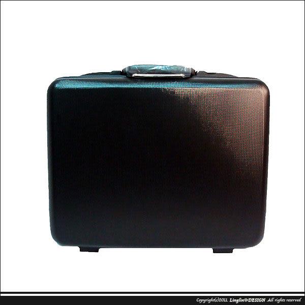 【ECONA】手提電腦ABS硬殼公事包/007手提箱/電腦箱/工具箱(大)