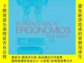 二手書博民逛書店Introduction罕見To Ergonomics, Third EditionY255562 R.s.