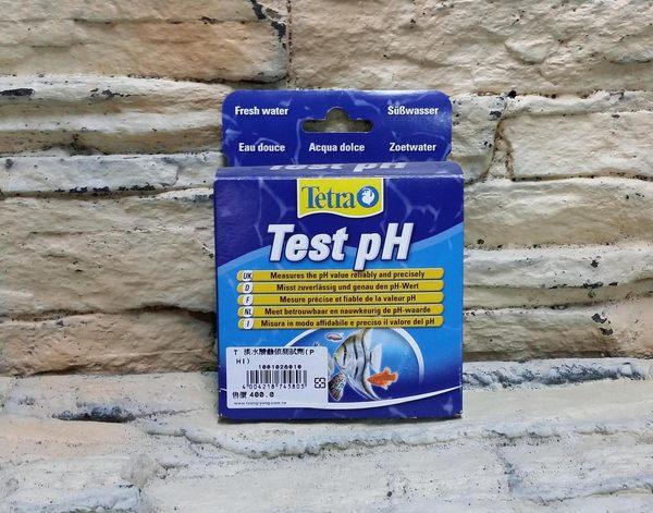 【西高地水族坊】德國Tetra 淡水PH酸鹼值測試液