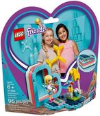 樂高LEGO FRIENDS 斯蒂芬妮的夏日心型盒 41386 TOYeGO 玩具e哥