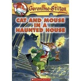 【老鼠記者】#03: CAT & MOUSE IN A HAUNTED HOUSE