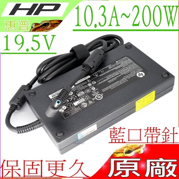 HP 19.5V,200W 變壓器-10.3A,Zbook 15 G3,15 G4,15 G5,17 G3,17 G4,17 G5,Omen 15-dcxxxx,15-dc0031tx,15-dc0070tx