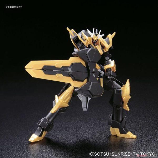 鋼彈模型 HG 1/144 鋼彈創鬥者 黑騎士鋼彈 TOYeGO 玩具e哥