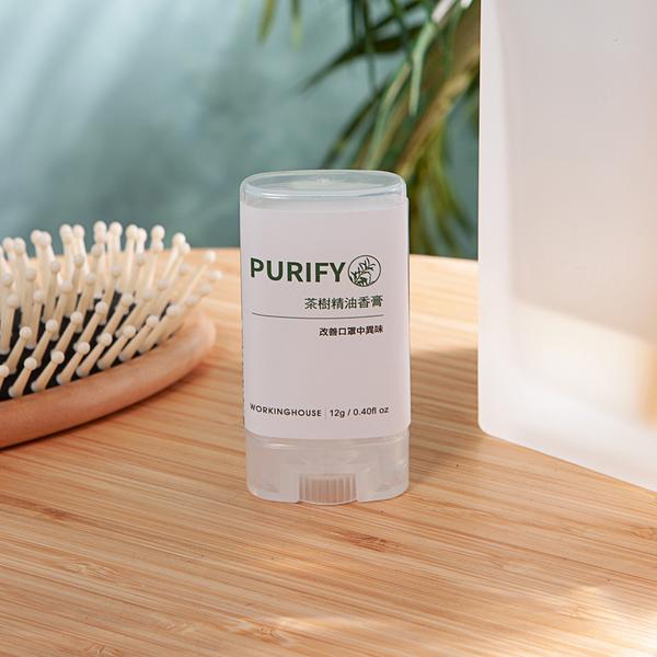 PURIFY茶樹精油香膏-生活工場