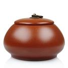 收納茶葉罐-銅扣小罐紫砂密封保存泡茶品茗花茶罐6款71d10【時尚巴黎】