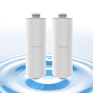 Kohler Exhale 沐浴軟水過濾器濾芯2入