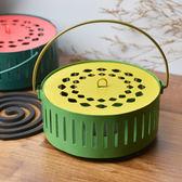 【+O家窩】田園風吊掛式兩用蚊香盒-玉米黃