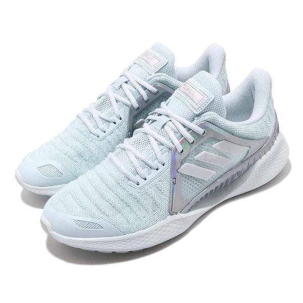 【五折特賣】adidas 慢跑鞋 ClimaCool Vent Summer.Rdy 藍 銀 女鞋 涼感 透氣 運動鞋 張鈞甯款 【ACS】 EF2013