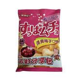 酸叭姆久平切洋芋片-清爽梅子口味150g【愛買】