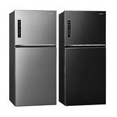 國際 Panasonic 650公升無邊框鋼板雙門變頻冰箱 NR-B651TV