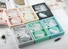 【鼎立資訊】IQ D2D-59 音符 耳塞式 耳機麥克風 扁線設計 附小收納盒 現貨-藍/灰/粉