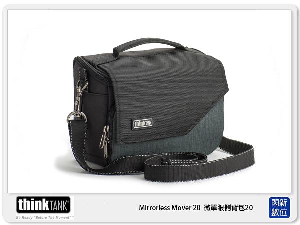 【0利率】  thinkTank 創意坦克 Mirrorless Mover 20 背包 相機包 TTP656 (公司貨)