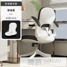 人體工學電腦椅家用學生寫字學習椅座椅升降書桌椅辦公椅子 萬聖節狂歡 YTL