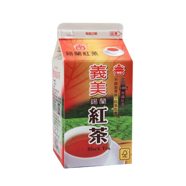 義美錫蘭紅茶400ml