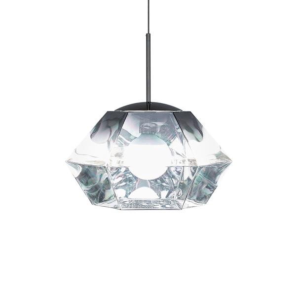 英國 Tom Dixon Cut Short Suspension Lamp 44cm 晶鑽切割系列 吊燈 - 短款