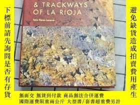 二手書博民逛書店Dinosaur罕見Footprints and Trackways of La Rioja 進口原版 Y26