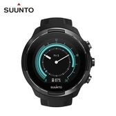 SUUNTO 9 Baro超長電池續航力及氣壓式高度多項目運動GPS腕錶 (經典黑)