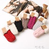 韓版兒童學生可愛針織毛線手套男孩女童加厚加絨保暖2-10 町目家