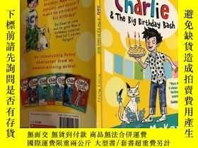 二手書博民逛書店charlie罕見the birthday bash查理生日聚會Y200392